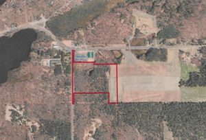 Great Acreage near the busy B & CC Corner